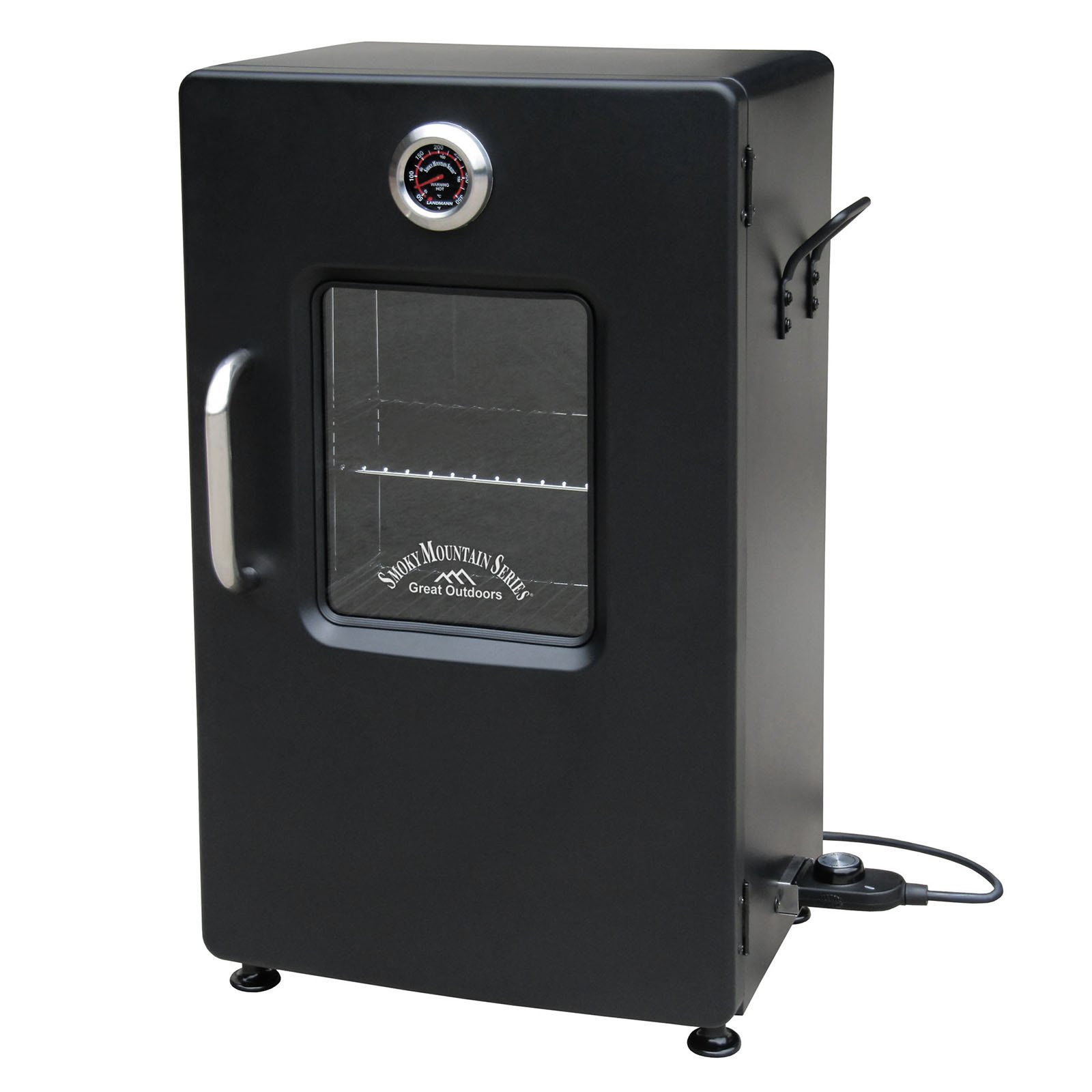 Smoky Mountain Electric Food Smoker - Black