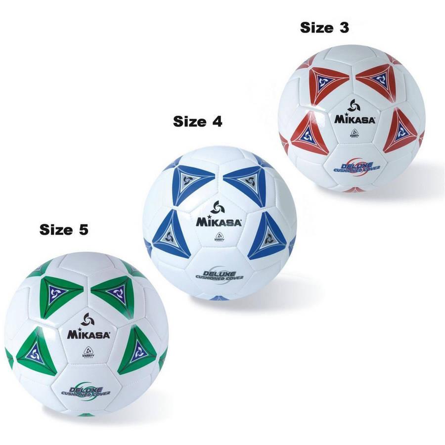 Mikasa Soft Soccer Ball, Size 5 by Mikasa Sports