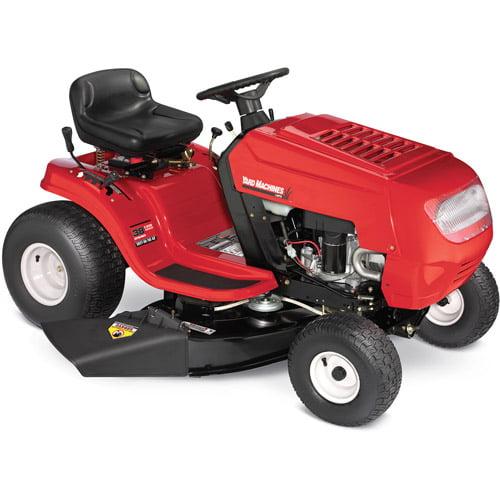 """Yard Machines 38"""" 10.5 HP Riding Mower"""