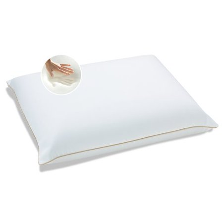Fine Bedding Traditional Memory Foam Pillow : Luxury Solutions Classic Bed Memory Foam Standard Pillow - Walmart.com
