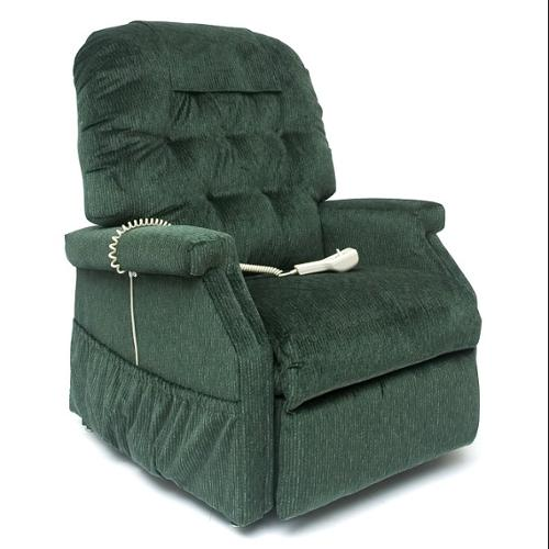 Easy Comfort Lift Chair in Evergreen