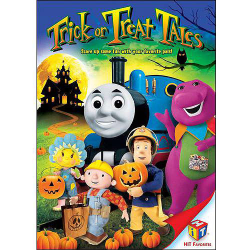 HIT Favorites: Trick Or Treat Tales (Full Frame)