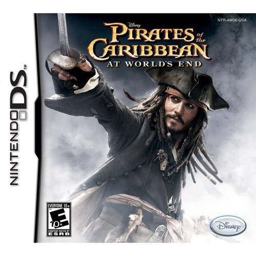 Pirates of the Caribbean: At World's End (DS) -Pre-Owned