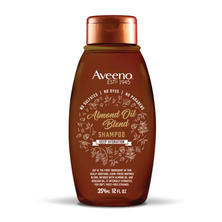 Aveeno Scalp Soothing Almond Oil Blend Shampoo, 12 fl. oz