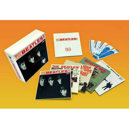 Meet the Beatles! (Japan Box) (Meet The Beatles Vs With The Beatles)