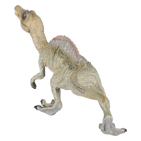 Qiilu Simulation Spinosaurus Modèle Dinosaure Jouet En Plastique Bureau À La Maison Bureau Décor Enfants Cadeau, Modèle De Dinosaure, En Plastique Modèle De Dinosaure - image 2 de 11