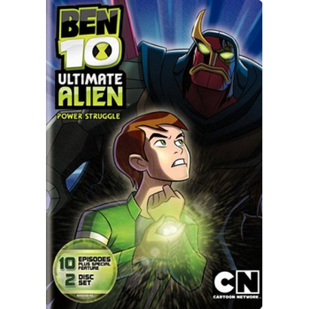 Ben 10 Ultimate Alien: Power Struggle (DVD) - Halloween 2017 Cartoon Network