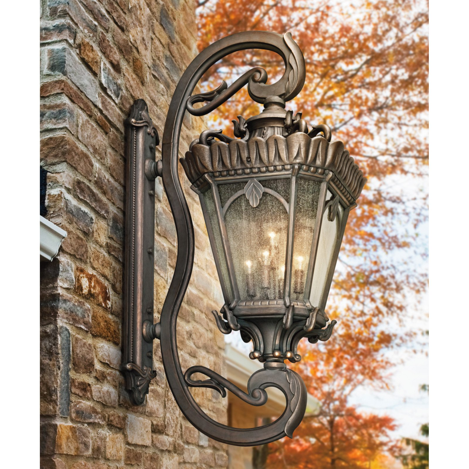 Kichler Tournai 9362 Outdoor Wall Lantern - 25.5 in.