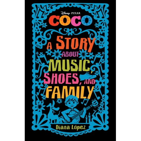 Coco Middle Grade Novel - eBook