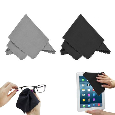 2 Microfiber Cleaning Cloths Eyeglass Sunglass Optical Lens Cloth LCD Screen (Sun Micro Systems Graphics)