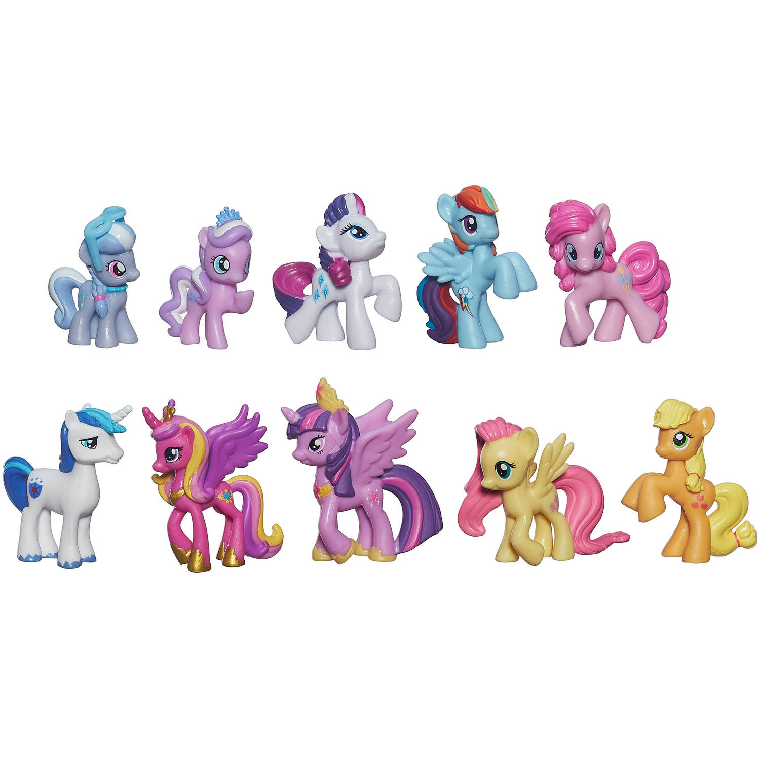My Little Pony Friendship is Magic Princess Twilight Sparkle and Friends Mini Collection