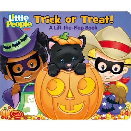 Fishers Library Halloween (Fisher-Price Little People: Trick or)