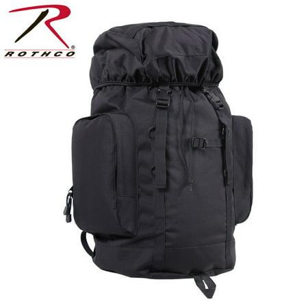 (Price/EA)Rothco 2847 45L Tactical Backpack-Black thumbnail