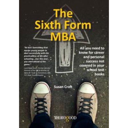 The Sixth Form MBA - eBook