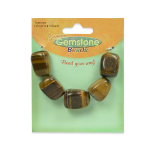 Expo Int'l Tiger Eye Nugget Bead Pack of -