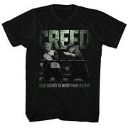 American Classics Rocky Embrace The Legacy T Shirt