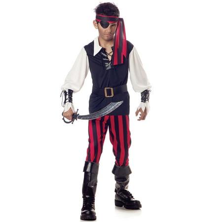 Cutthroat Pirate Child Costume](Kids Pirate Costume)