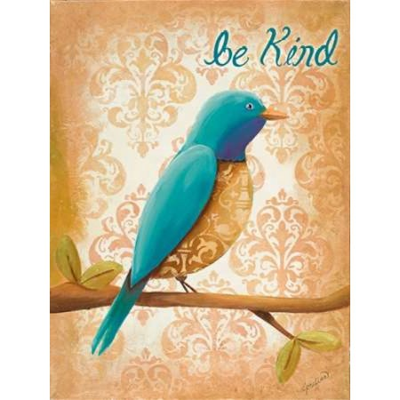 Be Kind Canvas Art - Josefina (18 x 24)