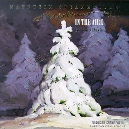 Cd Mannheim Steamroller (Christmas in the Aire, By Mannheim Steamroller Format Audio CD Ship from US )