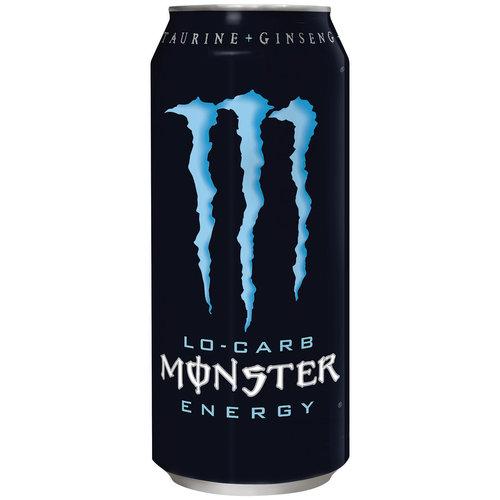 Lo-Carb Monster Energy Drink, 16 fl oz