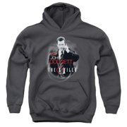 X Files Doggett Big Boys Pullover Hoodie