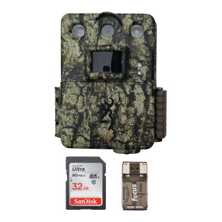 Browning Trail Cameras Command Ops Pro 16MP Game Cam with 32GB Card and (Best Game Camera Under 100)