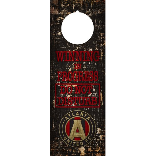 Fan Creations MLS Door Hanger Wall D cor