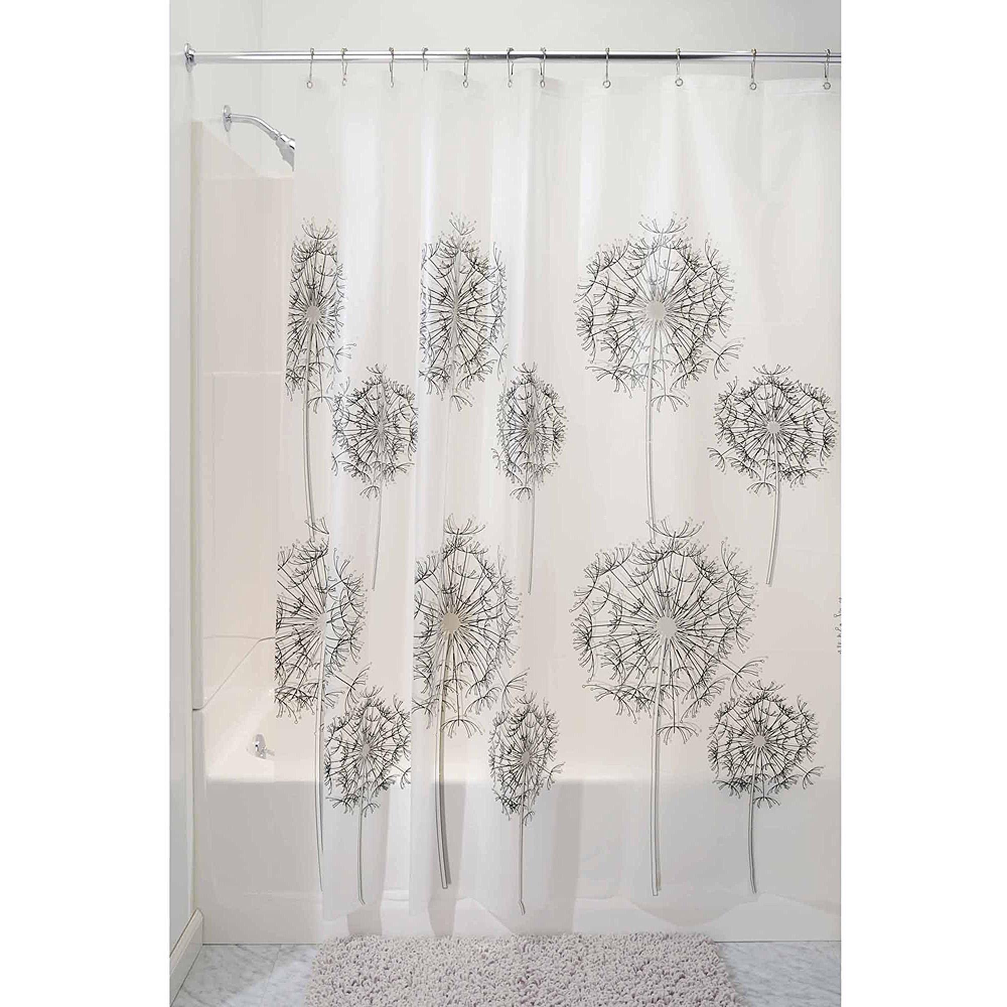 InterDesign Allum Shower Curtain