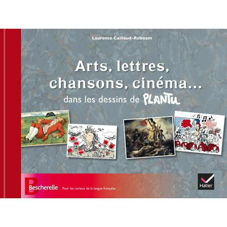 Arts, lettres, chansons, cinéma... dans les dessins de Plantu - (Les Dessins D'halloween)