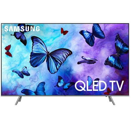 "Refurbished Samsung 55"" Class 4K (2160p) HDR Smart QLED TV (QN55Q6FNFXZA)"