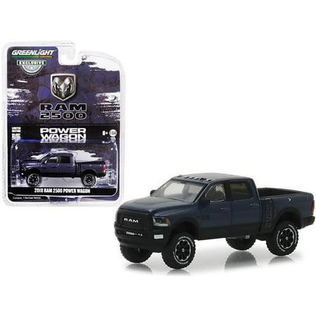 2018 Dodge Ram 2500 Power Wagon Pickup Truck Metallic Dark Purple