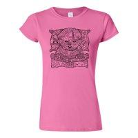 Junior Daydream Dream Doodle Imagination Salih Gonenli Artworks Funny DT T-Shirt Tee