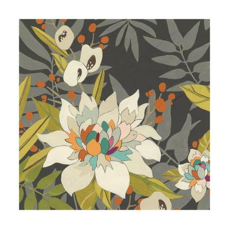 Jung Tropical Print - Tropical Twilight II Print Wall Art By June Erica Vess