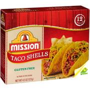 Mission Foods Mission  Taco Shells, 12 ea