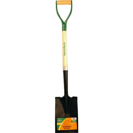 Point Spade - BORDER SPADE WITH D-GRIP ASH HANDLE