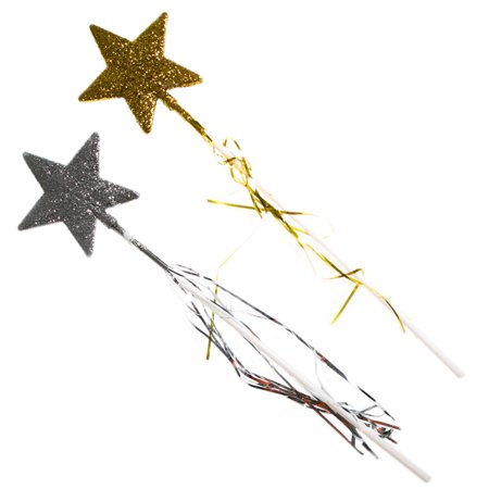 Sparkle Star Wands - Star Wands Wholesale