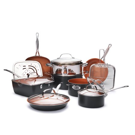 As Seen on TV Gotham Steel 15pc Ultimate Cookware Set