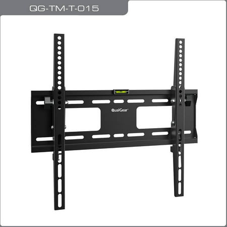 Qualgear Qg Tm T 015 Universal Low Profile Tilting Wall Mount For 32   55   Led Tvs