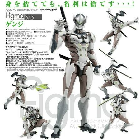 Max Factory Figma Overwatch Genji Action Figure