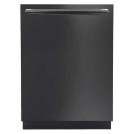 FRIGIDAIRE FGID2474QB Dishwasher,25InW x 24-5/8InD,120V,15A