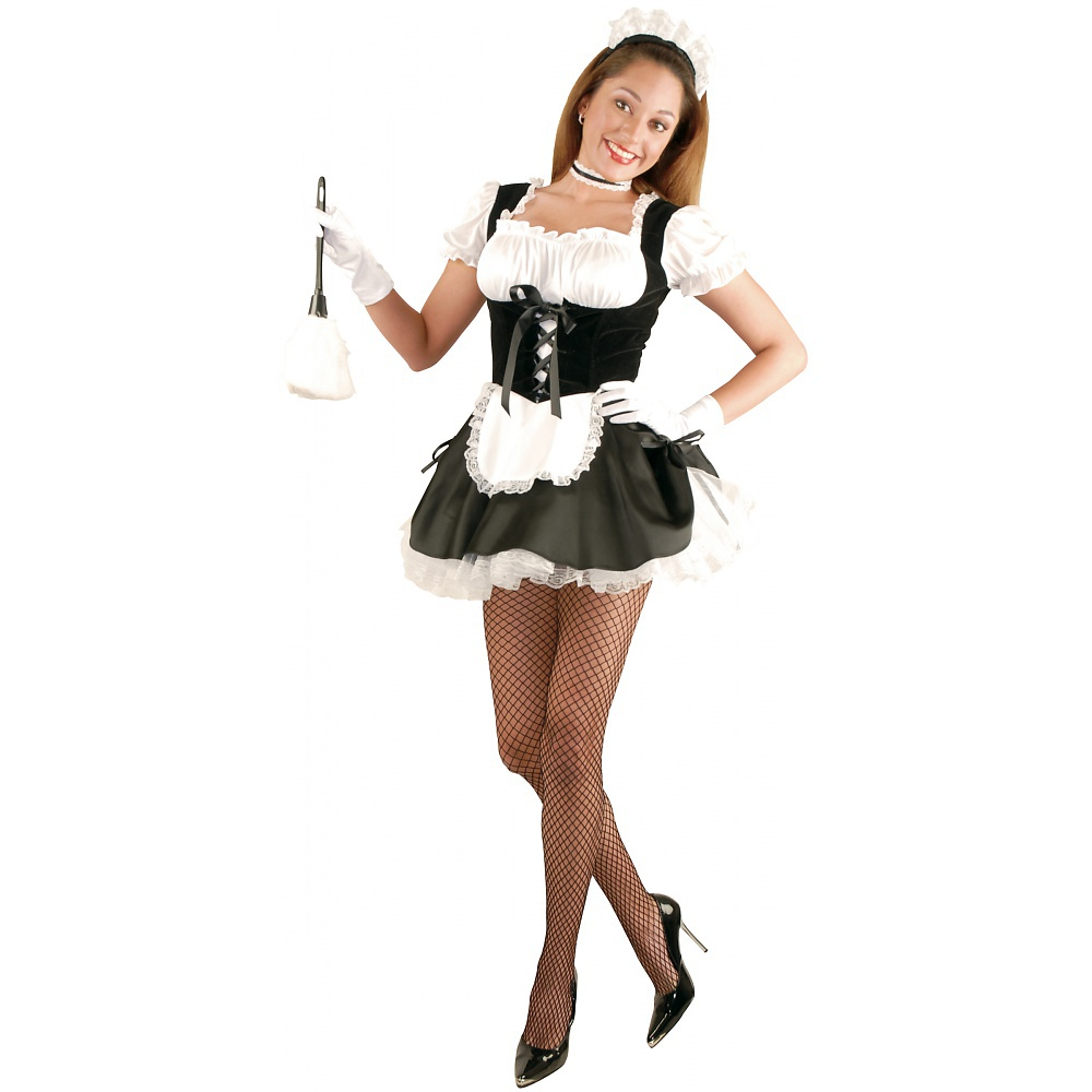 FiFi The French Maid Adult Costume - Small