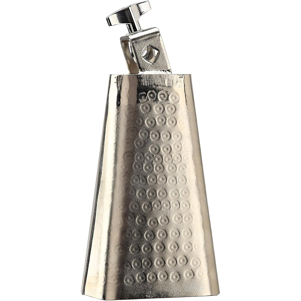 Sound Percussion Labs Baja Percussion Hammered Chrome Cowbell 6.5 in.