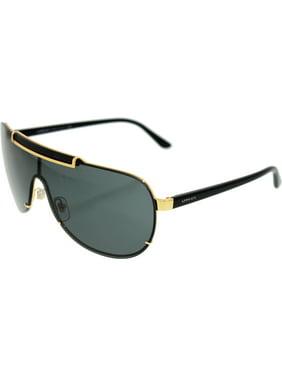 461535841f3f Product Image Men s VE2140-100287-40 Gold Aviator Sunglasses. Versace