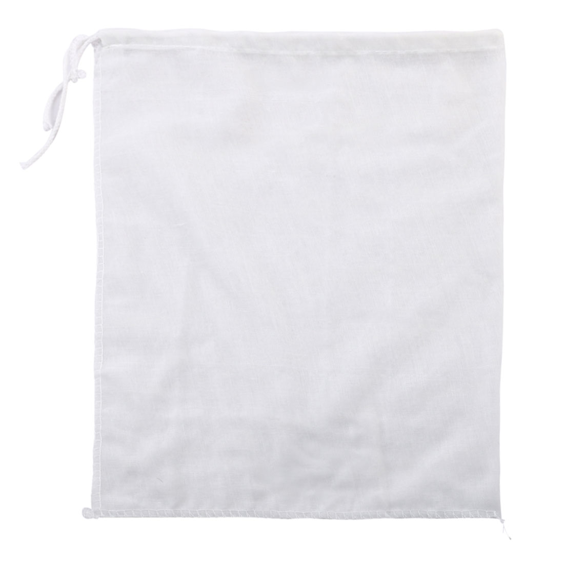 Click here to buy Linen Herb Brew Raw Food Mesh Net Strainer Filter Boil Bag White 28cm x 23cm.