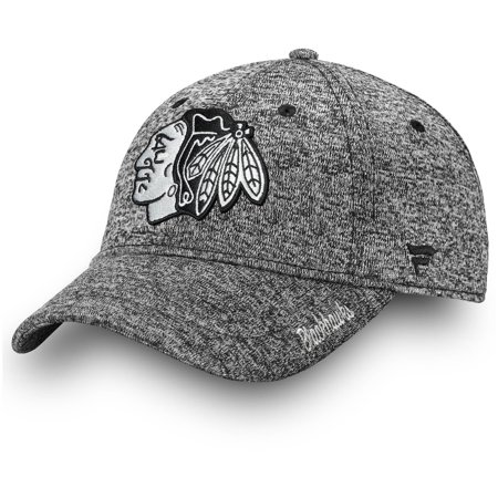Chicago Blackhawks Fanatics Branded Women s Black and White ... 92b7d08000