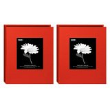 Pioneer Bi-Directional Cloth Frame Photo Album (2 pack)