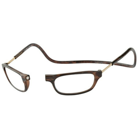 CliC Reading Glasses, Tortoise