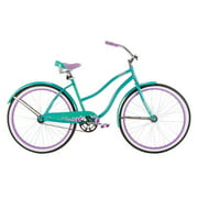Huffy Good Vibrations 26 in. Classic Cruiser - Turquoise