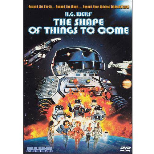 The Shape Of Things To Come (Widescreen)