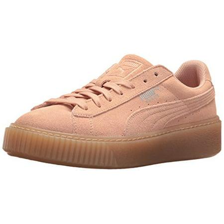 c15f869c4b8 PUMA - PUMA Girl s Suede Platform Jewel Sneaker